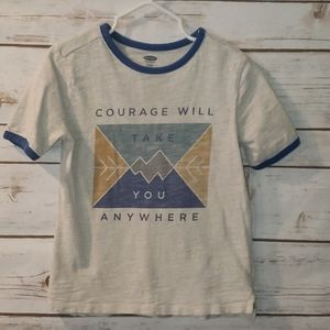Old Navy Courage will take you anywhere size 5T